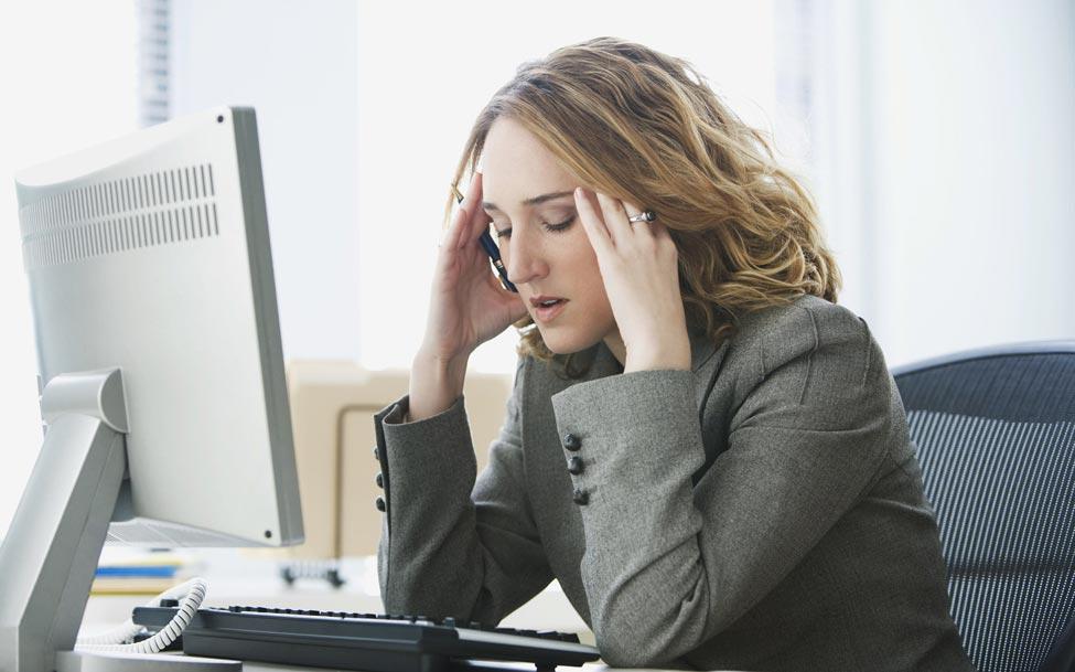 Oorsuizen Tinnitus door stress