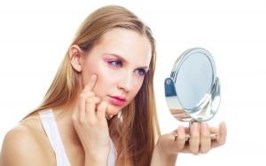 Waarom Rosacea Crèmes Onzin Zijn - Genees Je Zelf